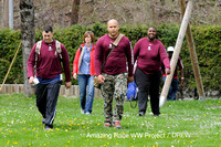 Amazing Race Wounded Warrior Project