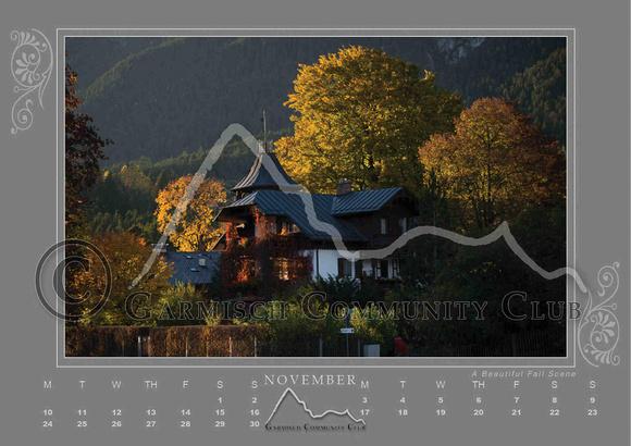 Gcc Calendar.Drew James Benson Photography Garmisch Community Club Calendar